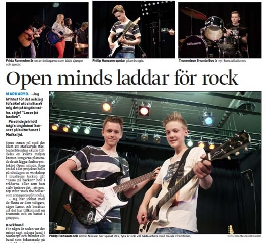 open minds laddar foer rock - smaalaenningen 13040