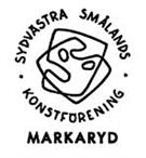 logo - sydvaesta smaalands konstfoerening